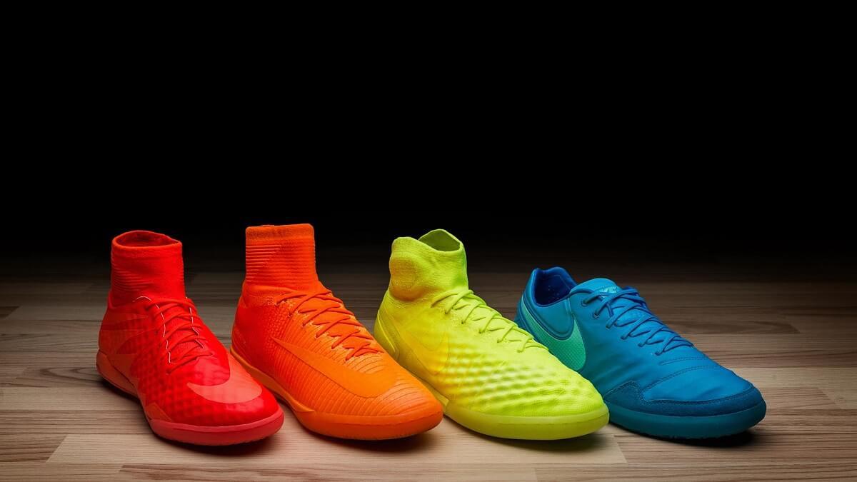 Hướng dẫn chọn giày đá bóng chi tiết và đầy đủ nhất